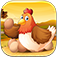 Swing The Rope - Chicken Escape Rush PRO